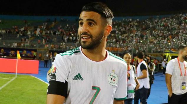 Riyad Mahrez positif au Coronavirus
