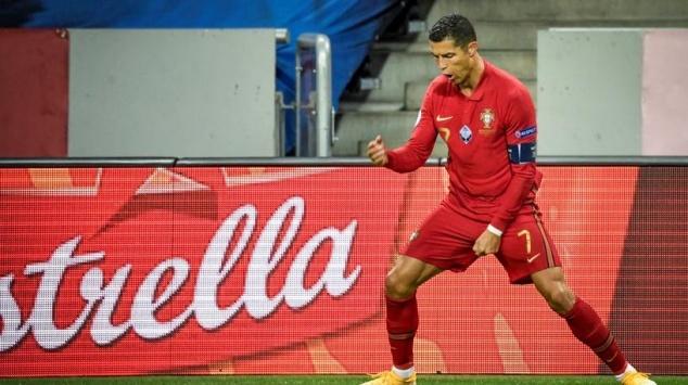 Vidéo. Ligue des nations: Le Portugal domine la Suède avec un Ronaldo centenaire