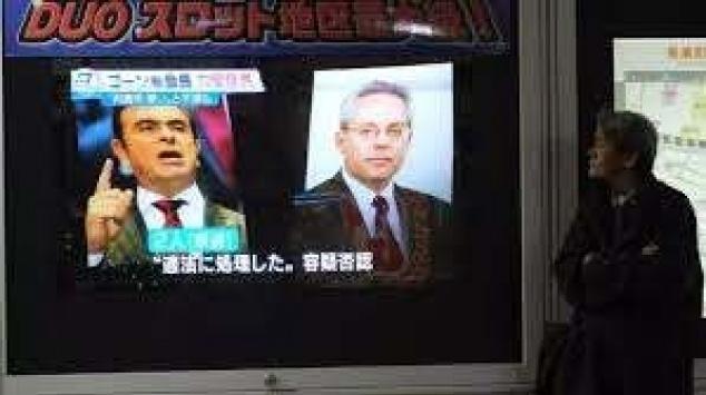 Vidéo. Japon: Greg Kelly, ancien assistant de Carlos Ghosn, clame son innocence à l'ouverture de son procès à Tokyo