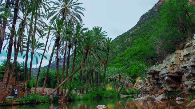 Paradise Valley - Souss Massa - Météo