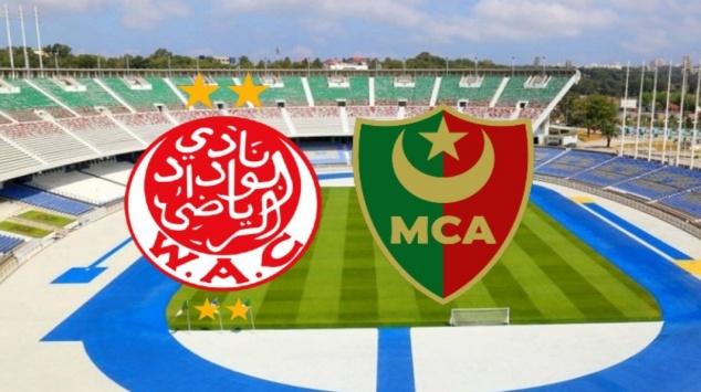MC Alger Vs Wydad