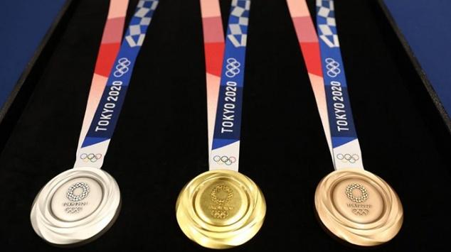 Jeux olympiques 2020-médailles