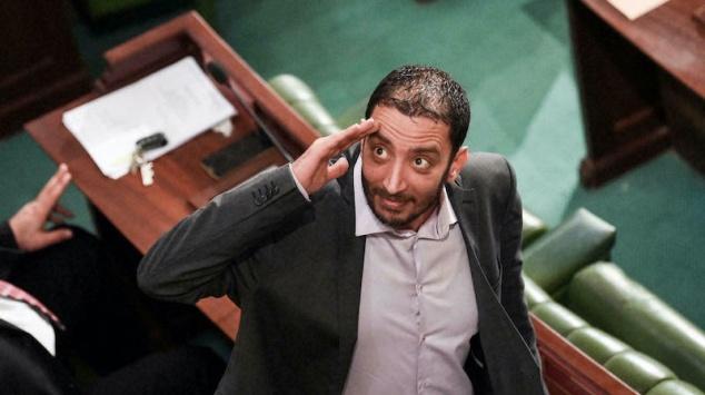 Tunisie: inquiétudes d'ONG après l'arrestation d'un député critique envers le président