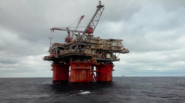 pétrole - offshore - plateforme