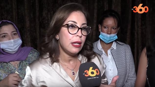 Asmaa Rhlalou - RNI - Maire de Rabat