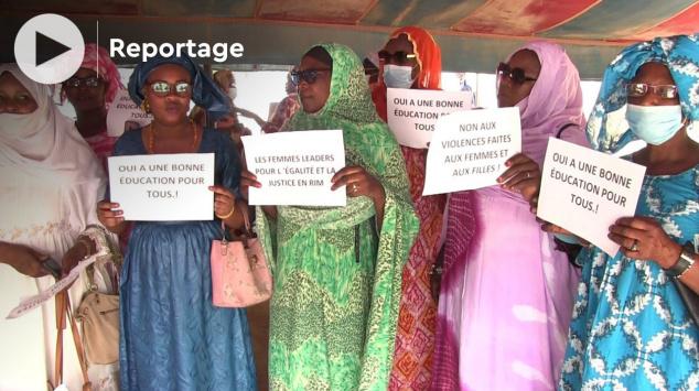 Vidéo. Mauritanie: les Femmes leaders s'insurgent contre la vie chère et la violence