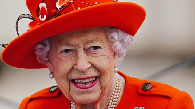 Elizabeth II - Reine d Angleterre - COP 26 - Glasgow - Royaume Uni