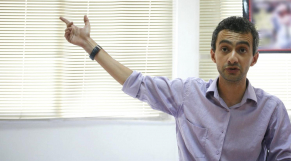 Ahmed Réda Benchemsi Journaliste