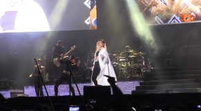 Concert Rihanna live @ Mawazine 2013 Morocco
