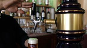 Alcool Biere et Whisky