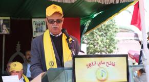 CDT secrétaire général adjoint de la CDT Abdelkader Zaïr