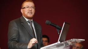 Mohamed Najib Boulif, Ministre délgué Auprès du Chef du Governement Chargé des Affaires Générales et de la Gouverance