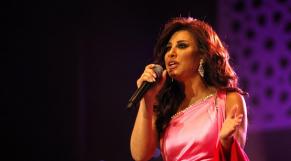 Mawazine 2013 - Najwa Karam concert 4