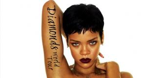 Rihanna Mawazine