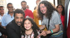 Festival Timitar 2013 - Khaled Conf 2