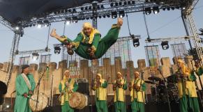Festival Gnaoua 2013 - maâlem mustapha baqbou