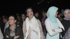 Festival Timitar 2013 - Saloua Akhannouch