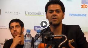 MDR Conf de presse - Jamel Debouzze (capture)