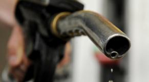 Prix à la pompe-station essence