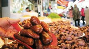 ramadan dattes