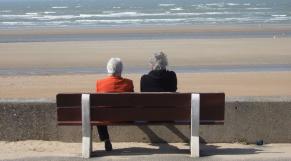 Couple retraités