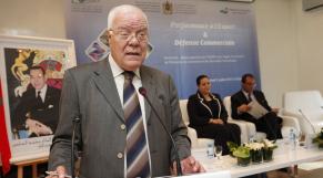 ASMEX CGEM Hassa Sentissi ministre de industrie du commerce nouvelles technologies 5 Juin 2013