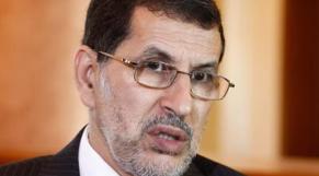 Saad Eddine El Othmani portrait