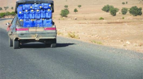 contrebande essence