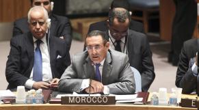 Youssef Amrani Conseil de sécurité