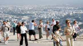 touristes maroc
