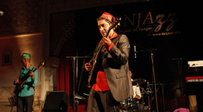 TAnjazz 2013 - samedi 21 septembre - Magic Tabouch