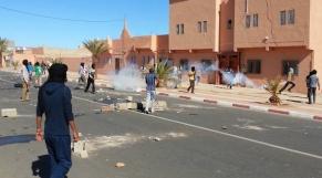 Assa Zag manifestation province du sud polisario