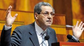 Mohand Laenser - ministère de l'Intérieur