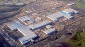 zone industrielle - nouaceur aéronautique