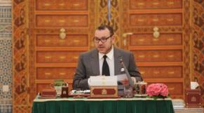 Conseil ministres Mohammed VI
