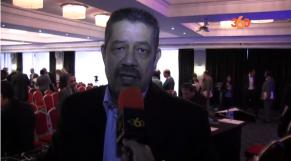 Cover Vidéo Hamid Chabat (Istiqlal) et Ahmed Zaidi (USFP) PLF2014