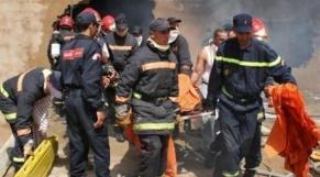 Incendie-pompiers