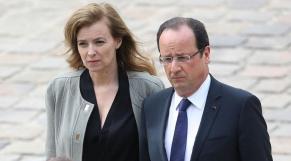 Frnaçois Hollande-Valérie Trierweiler