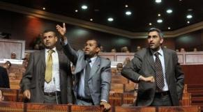 Abdellah Bouanou, président du groupe parlementaire du PJD.
