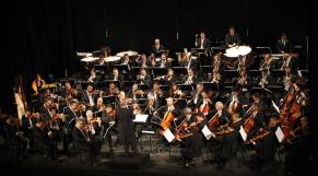 Orchestre PHILHARMONIQUE DU MAROC Musiques de Films au Cinema Rialto Casablanca 15 Janvier 2014-7