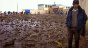 mer tsunami dechet