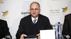 Amin Benjelloun Touimi, DG Barid Al Maghrib