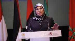 Bassima Hakkaoui - ministre de la Femme, de la solidarité, de la famille