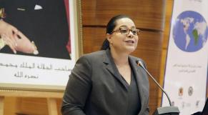 Miriem Bensallah, présidente CGEM