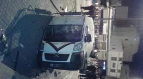 Attaque Police  Tanger