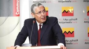 Attijariwafa bank Resultats  au 31 decembre 2013 Mohamed El Kettani PDG