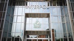 Siège Interpol