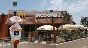 McDonalds Maroc