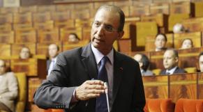 Mohammed Hassad, ministre de l'Intérieur