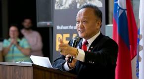 Gary C.K. Huang, président Rotary International